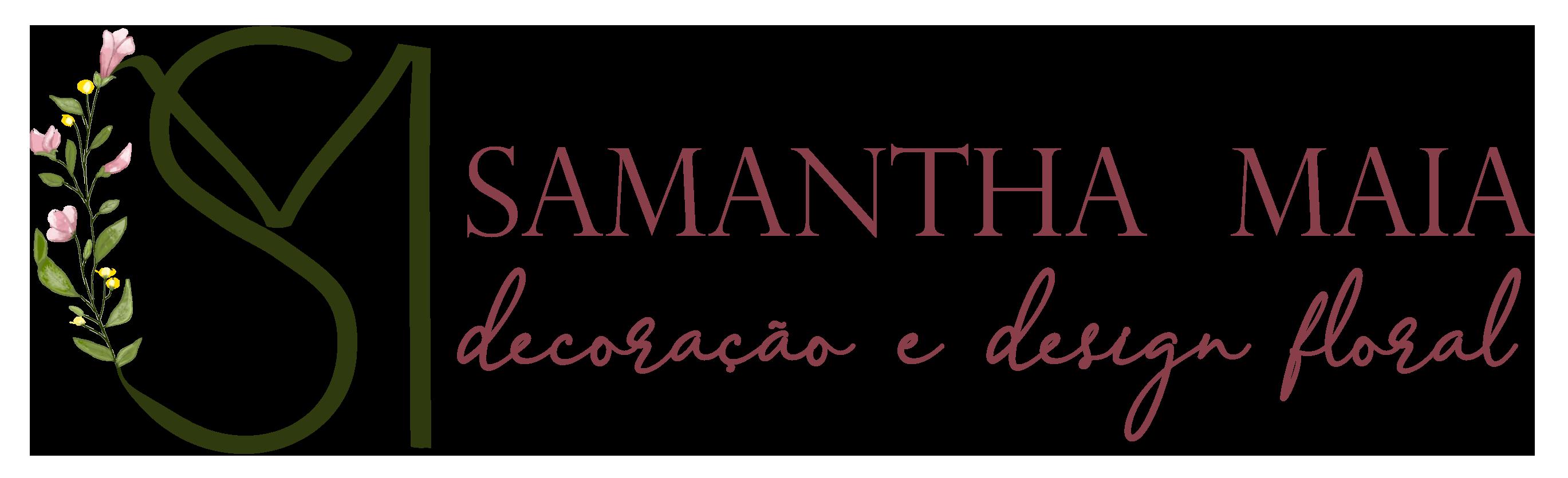 Samantha Maia Logo